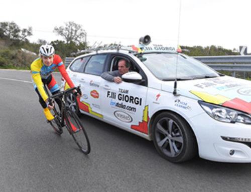 IVS Italia si alza sui pedali con il team F.lli Giorgi