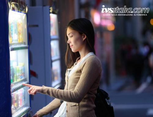 I nuovi prodotti ai distributori automatici