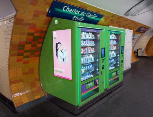 Metro Parigi: i lavori continuano!