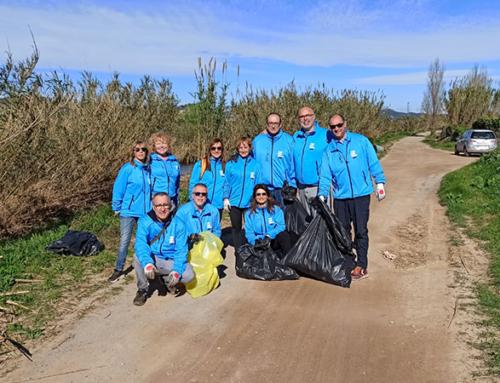 IVS Ibérica: uniti contro la spazzatura!
