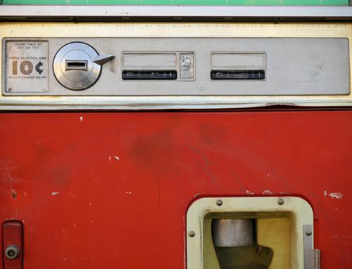 La storia delle vending machine