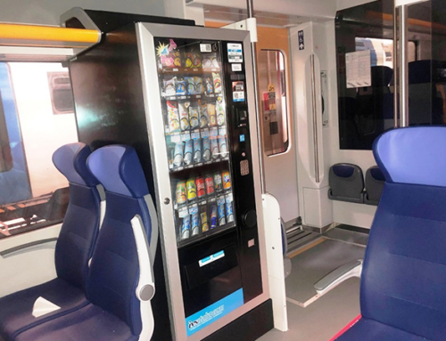 """Snack on Board"" sui treni regionali di Trenitalia in Veneto"