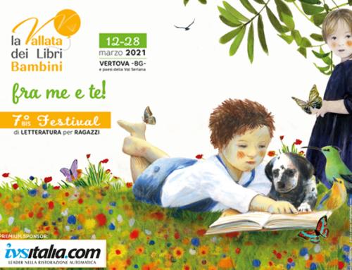 """IVS Italia premium sponsor de """"La Vallata dei libri bambini"""""""