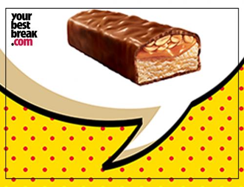 5 informations que vous ignoriez sur le Snickers