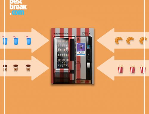 L'evolució del vending: des de l'inici…